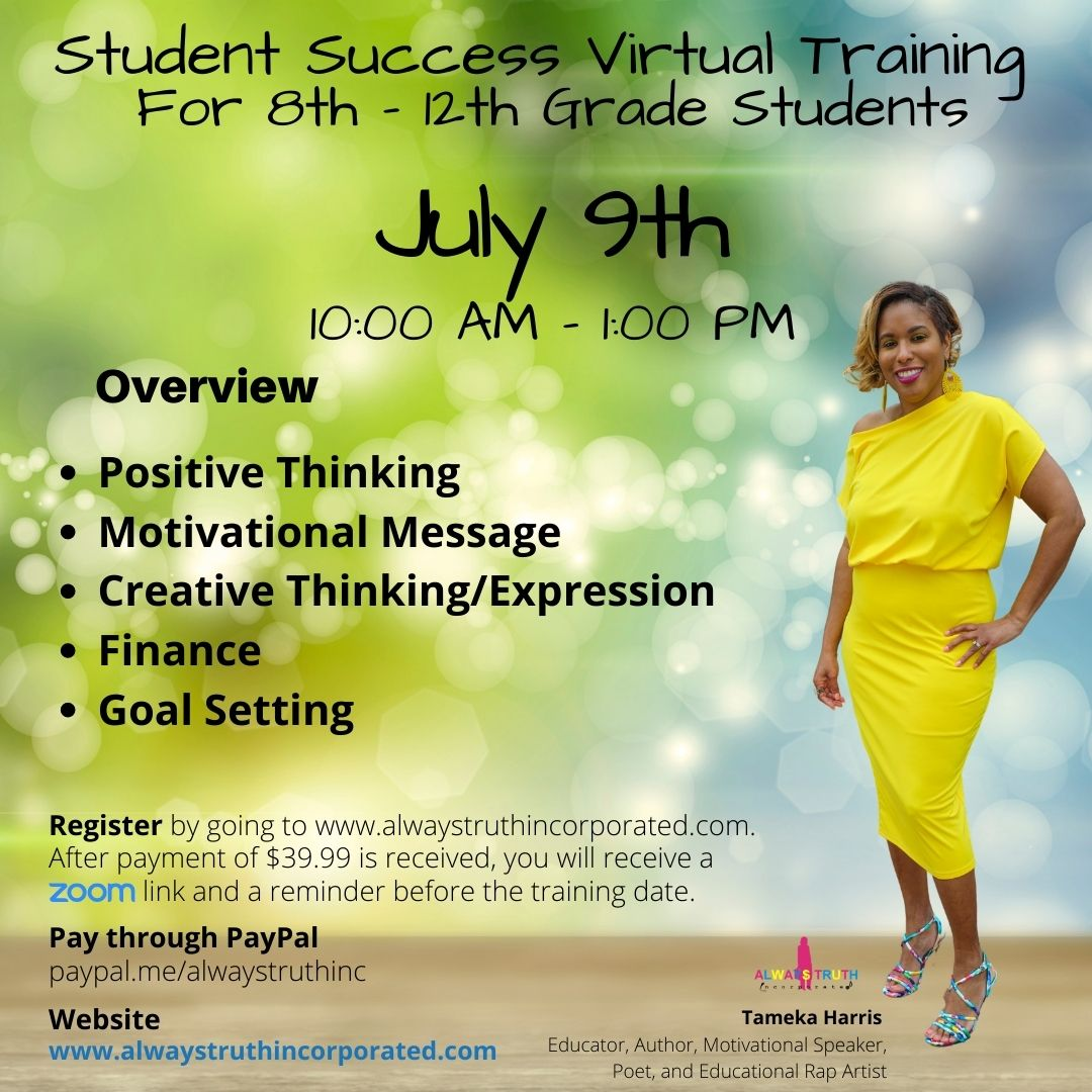 Student Success Virtual Training
